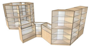 ТоргМС - Прилавки и витрины
